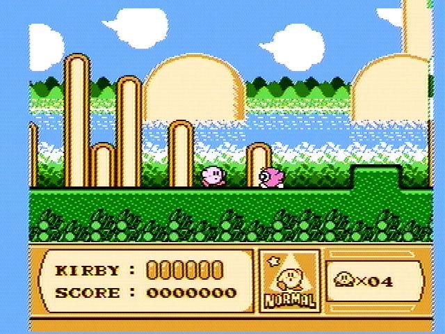 Kirby's Adventure - Nes (HAL Lab - Nintendo, 1993)