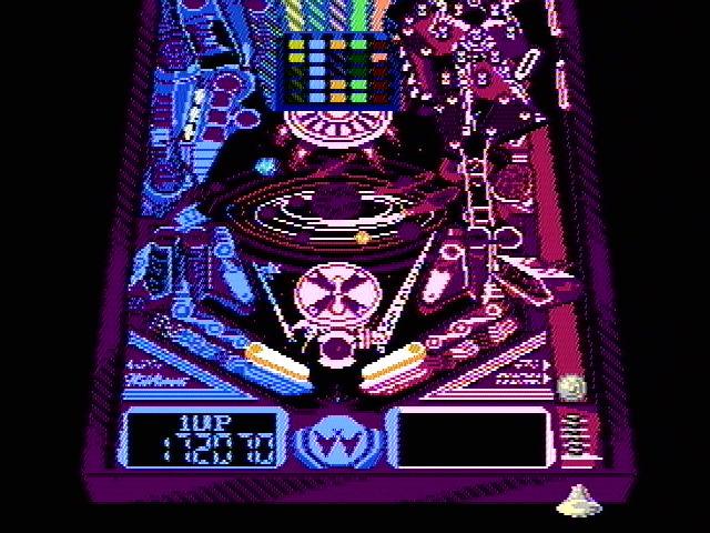 Pin-Bot - Nes (Nintendo - Rare, 1990)