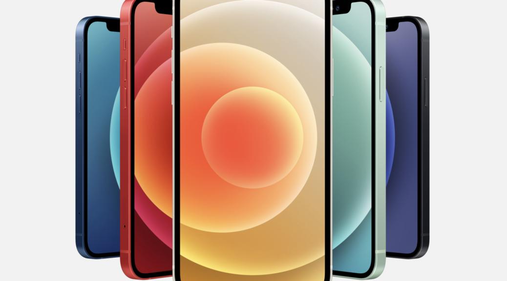 La nouvelle génération d'iPhone 12
