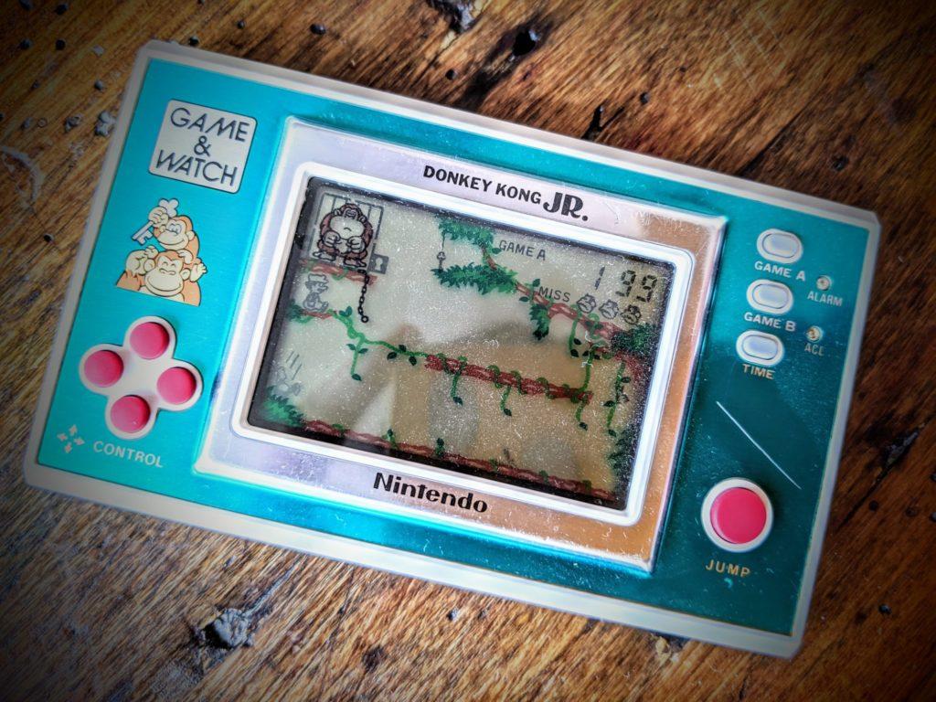 Game & Watch - Donkey Kong Jr