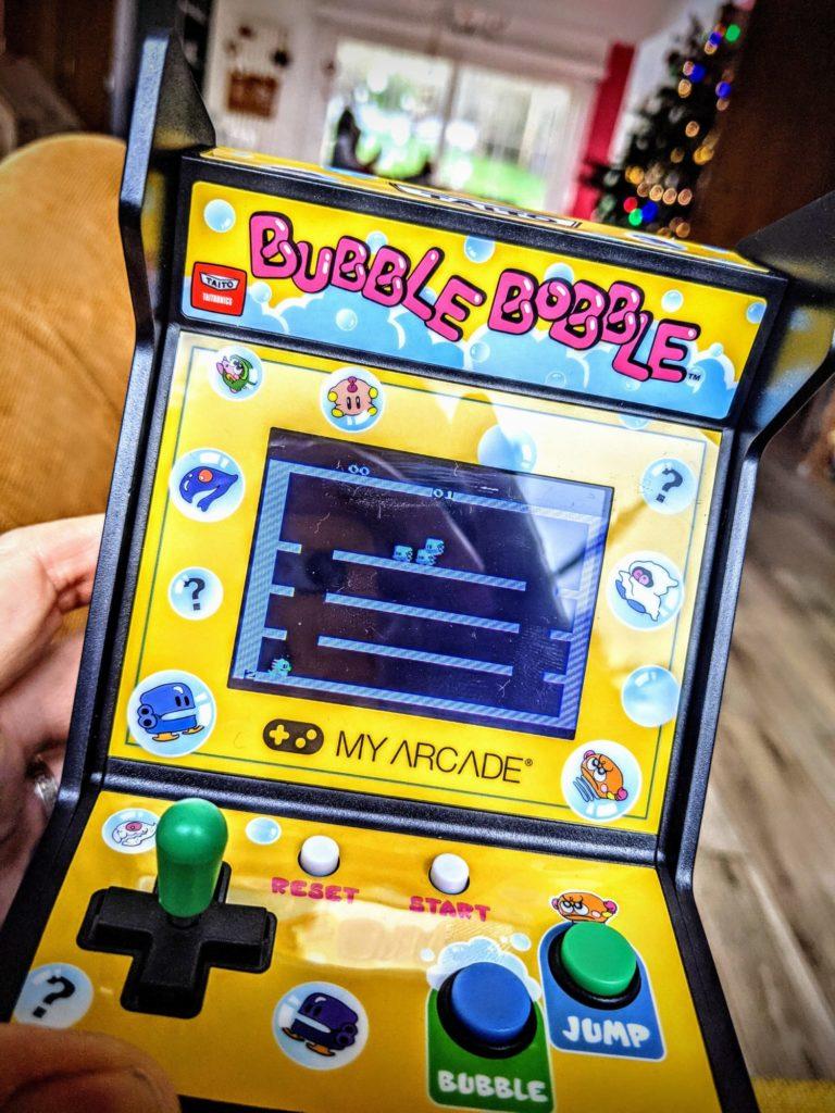 My Arcade - Bubble Bobble, Taïto 2019