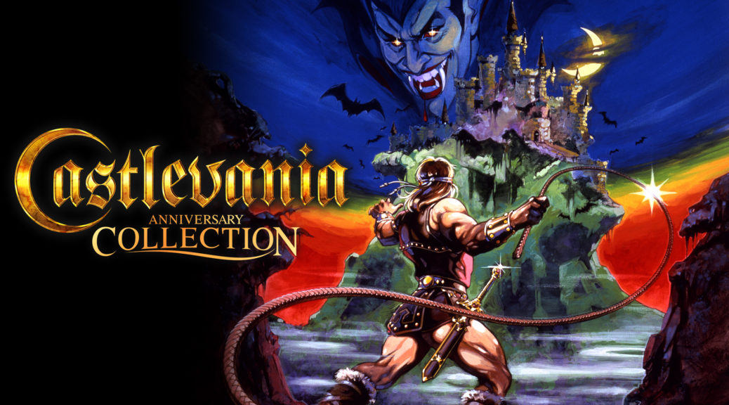 Castlevania Anniversary Collection Switch Hero
