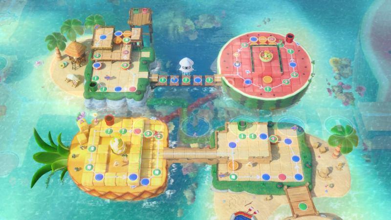 Super Mario Party Test My Geek Actu Allez
