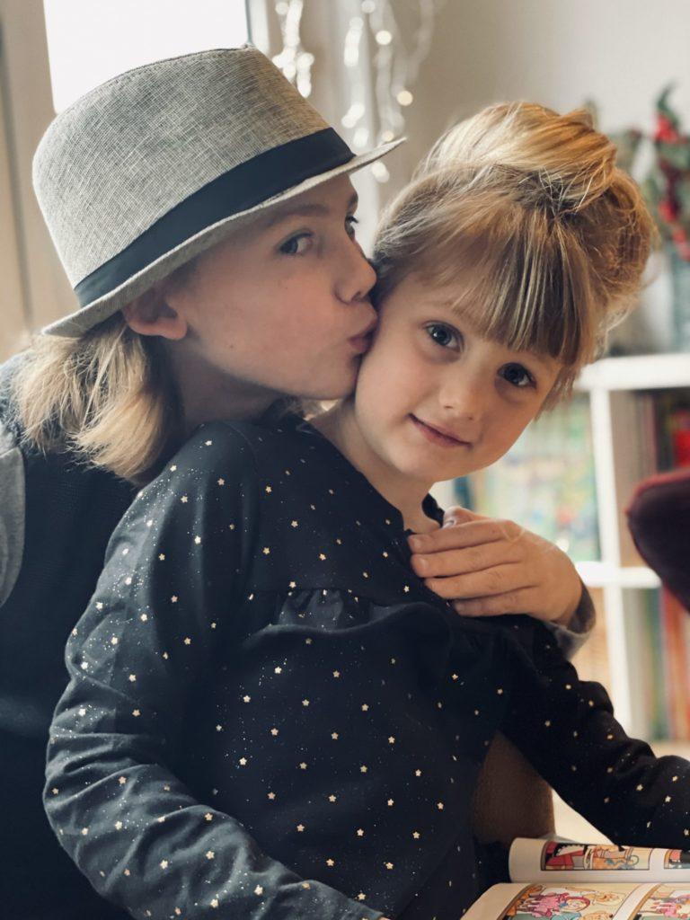 Je l'aime ma soeur !