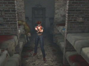 Resident Evil : Code Veronica X HD - PS3 (Capcom, 2011)
