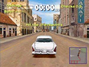 Driver 2 - PlayStation (Infogrames - Reflection Interactive, 2000)
