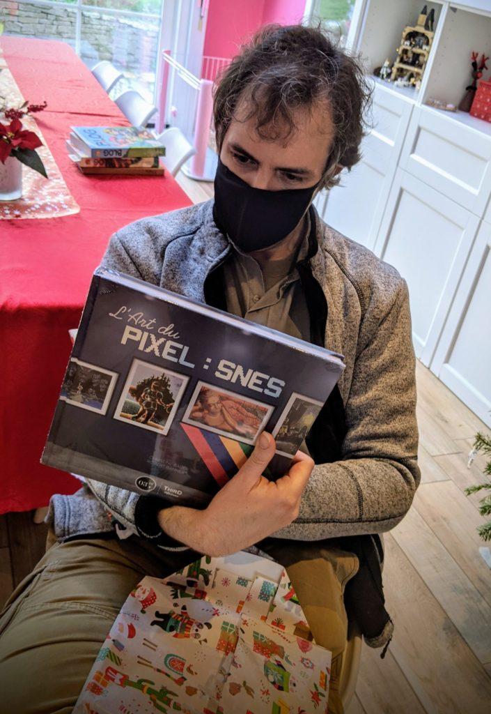 Pype va pouvoir étudier l'art du pixel sur la Super Nintendo !