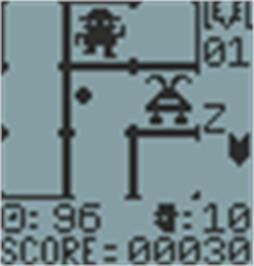 Hyper Space - Game Master (Watara, 1990)