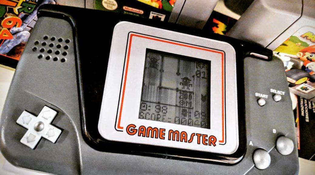 Gamemaster Watara