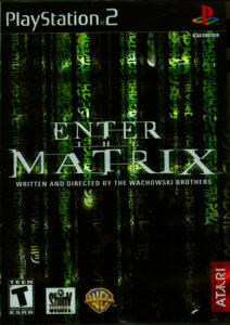 Enter The Matrix - PS2 (Atari - Shiny Ent, 2003)