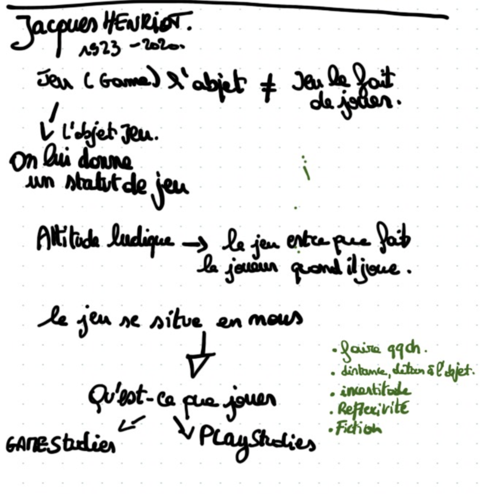 // note à affiner sur Jacques Henriot