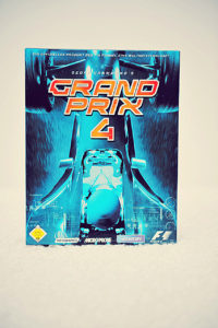 Formula One Grand Prix 4 - PC (Microprose - Simergy - Infogrames, 2002)