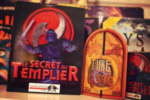 Le secret du templier - PC (Infogrames, 1995)