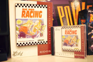 Big Red Racing - PC (The Big Red Software - Donmark, 1995)