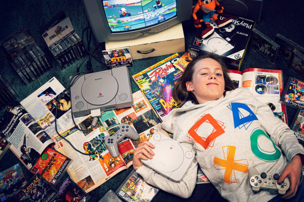 Remember 1st PlayStation Generation !