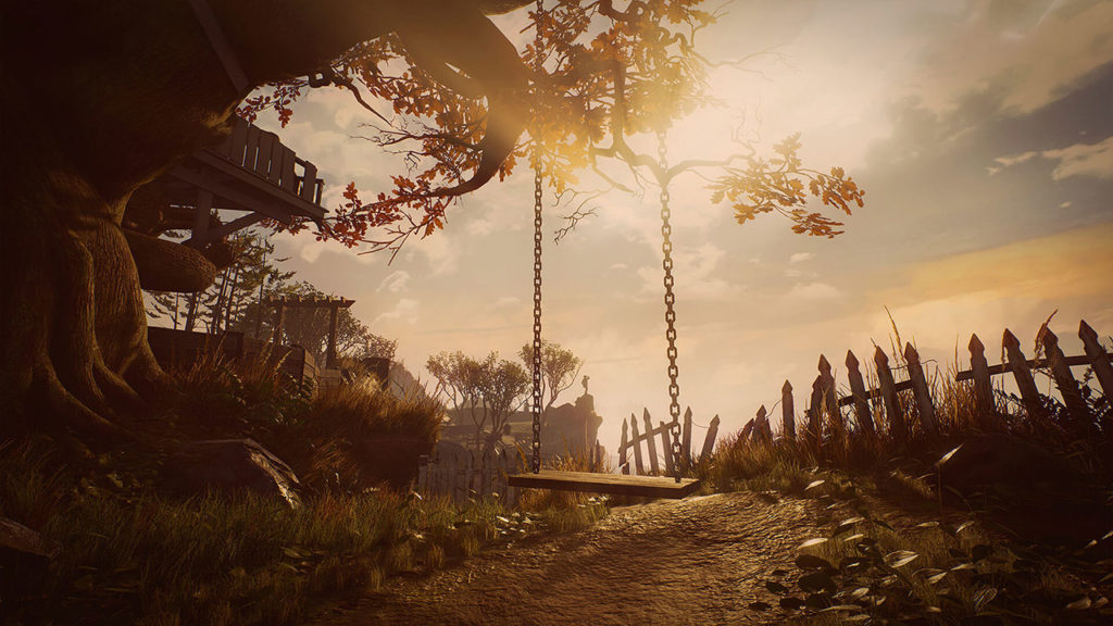 What remains of Edith Finch - PS4 (Annapurna - Giant Sparrow, 2017)