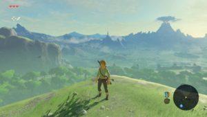 The Legend of Zelda : Breath of the Wild - Switch (Nintendo, 2017)