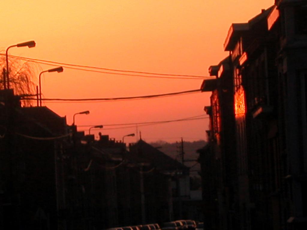 Les toits de Seraing - Rue des Ecoliers