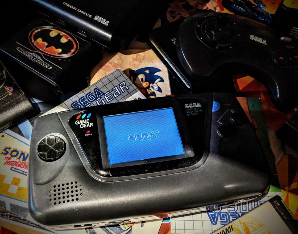 La Game Gear fête ses 30 ans !