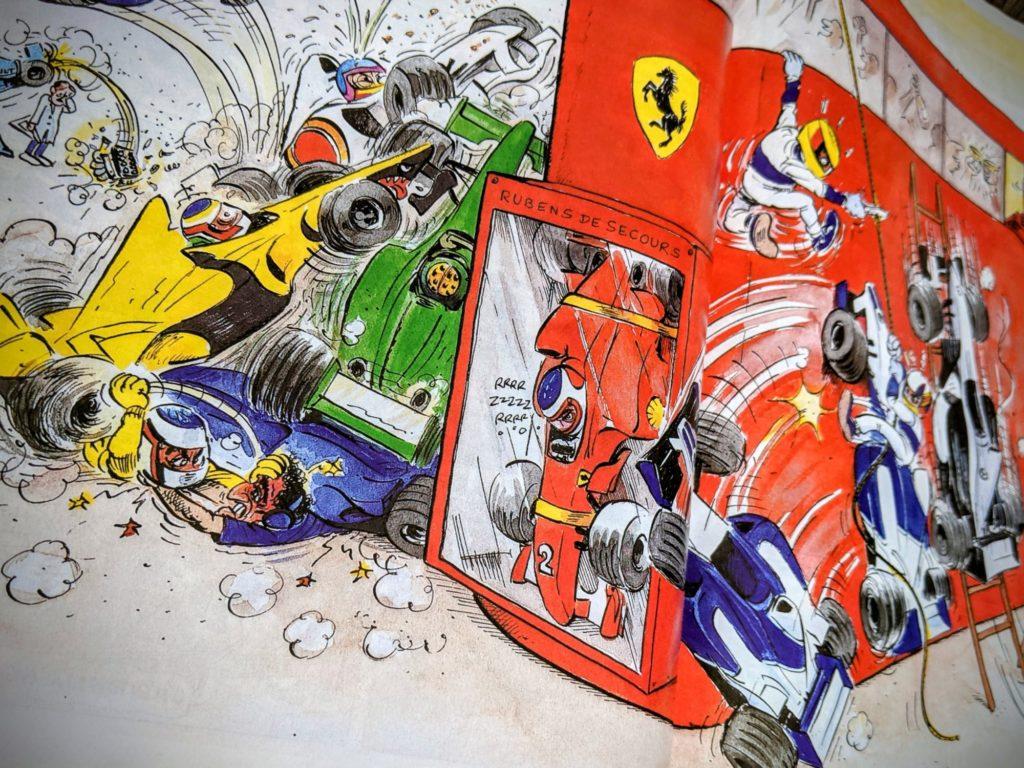 Le Fitzmann de la Saison de F1 2001 - AutoHedbo