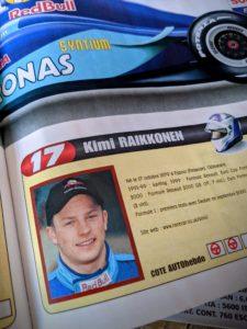 2001, il y a 20 ans, les débuts de Kimi Raikkonen