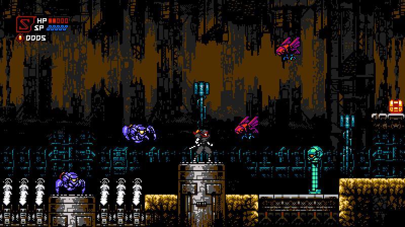 Cyber Shadow (Yatch Club Games - Mechanical Head Studio, 2021)