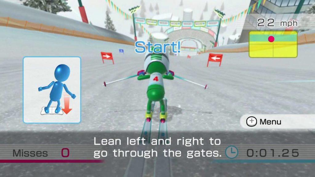 Wii Fit U - WiiU (Nintendo - Ganbarion, 2013)