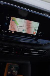Android Auto fonctionne enfin dans la nouvelle VW Caddy
