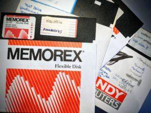 Micro Marché dans sa version PC MS-DOS
