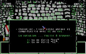 Le Labyrinthe d'Errare - PC (Retz, 1989)