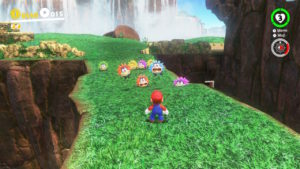 Super Mario Odyssey - Switch (Nintendo, 2017)