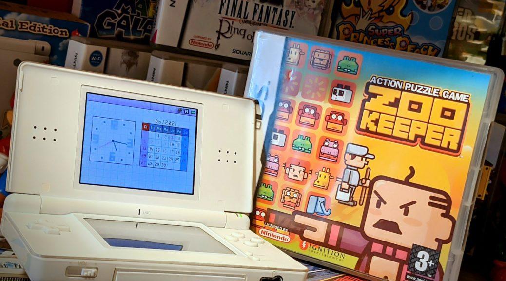 Zoo Keeper, le jeu le plus joué sur ma Nintendo DS