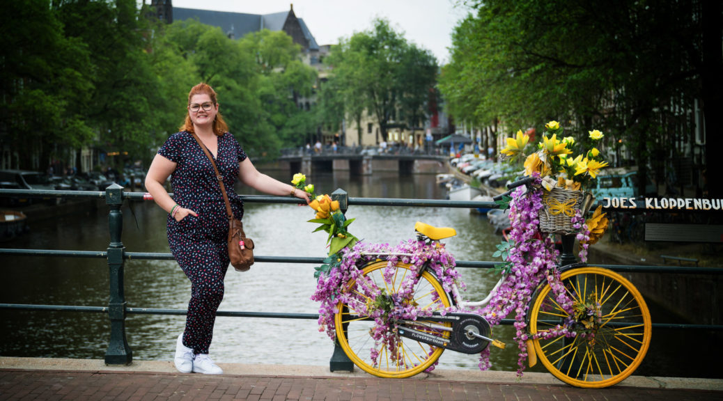 Sortons le Nikon Z6II pour profiter du quartier Jordaan d'Amsterdam.