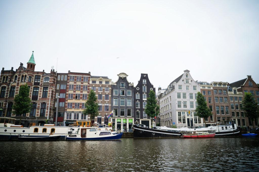 Balade sur le canaux d'Amsterdam - Nikon Z6II