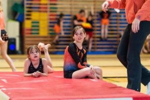 Brevet de Gymnastique chez Evolution Gym
