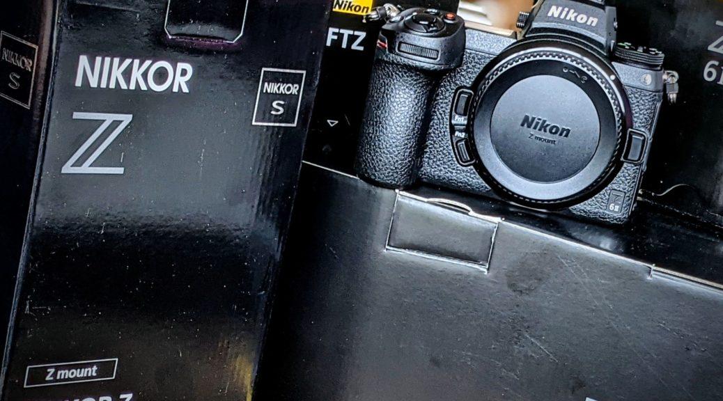 Nikon Z6II un boitier photo tourné vers le futur ?