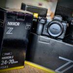 Prise en main du Nikon Z6II et problématique MAC
