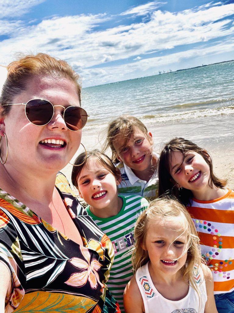 Journée à la mer !