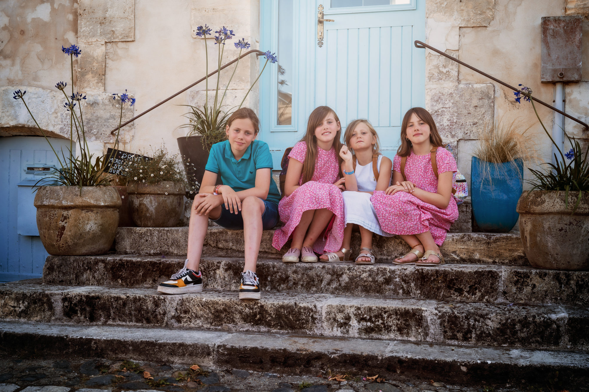 Balade dans les petites rues de Mornac-Sur-Seudre