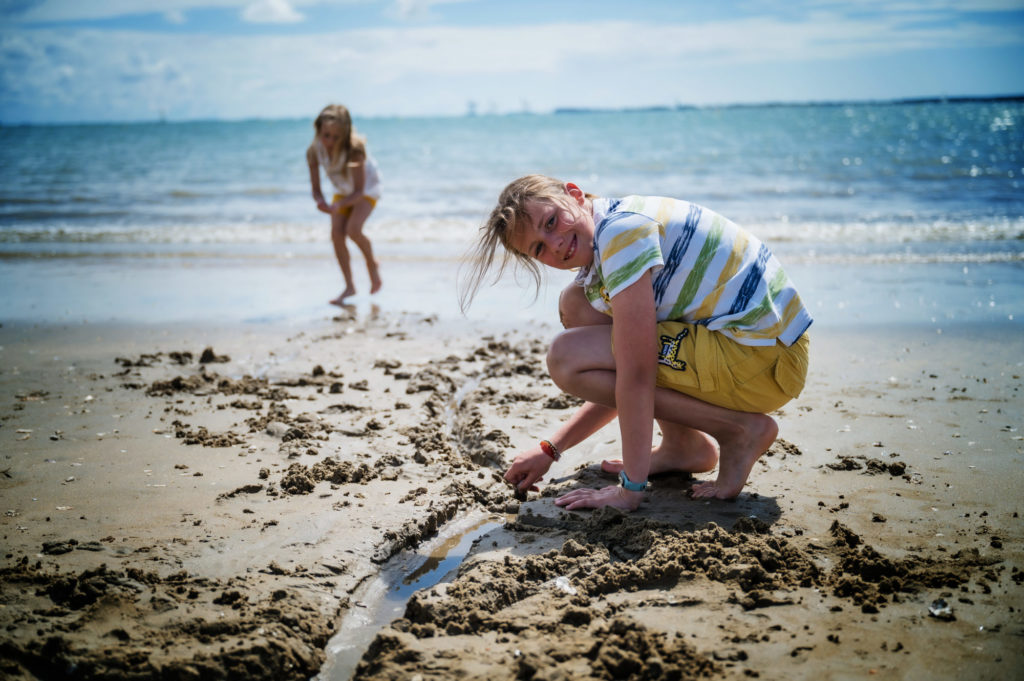 Journée plage à Saint-Georges-en-Didonne !