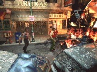 Resident Evil 3 Capcom 1999 PSX
