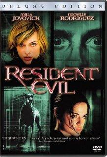 Resident Evil : movie