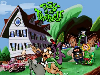 Day of the Tentacle - PC (Lucas Arts, 1993)