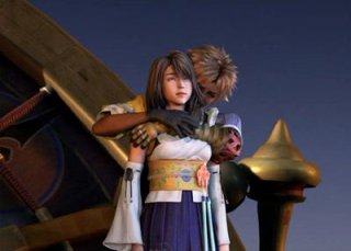 Final Fantasy X - Yuna & Tidus - PS2