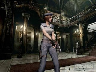 Resident Evil Rebirth Capcom GameCube
