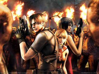 Resident Evil 4 Capcom 2005 GameCube