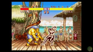 Street Fighter 2 - Capcom - SNES