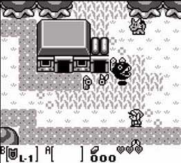 Legend of Zelda : Link's awakening - Gameboy
